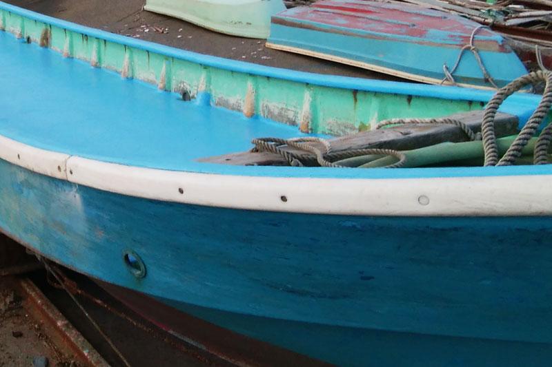 漁船修理・旧式船修理